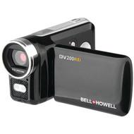 BELL+HOWELL DV200HD 5.0-Megapixel DV200HD 720p HD Digital Video Camcorder (R-ELBDV200HD)