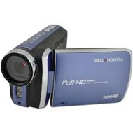BELL+HOWELL DV30HD-BL 20.0-Megapixel 1080p DV30HD Fun Flix(R) Slim Camcorder (Blue) (R-ELBDV30HDBL)
