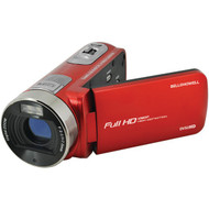 BELL+HOWELL DV50HD-R 20.0-Megapixel 1080p DV50HD Fun Flix(R) Camcorder (Red) (R-ELBDV50HDR)