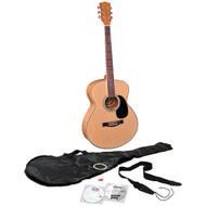 EMEDIA MUSIC EG07108 Teach Yourself Acoustic Guitar Pack, Steel-String (R-EMUEG07108)