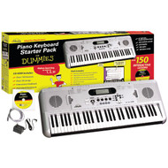 FOR DUMMIES FD05107 Piano for Dummies 61-Key Keyboard Starter Pack (R-EMUFD05107)