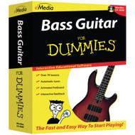 EMEDIA MUSIC FD07101 Bass Guitar For Dummies(R) CD-ROM (R-EMUFD07101)