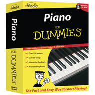 FOR DUMMIES FD12093 Piano for Dummies (R-EMUFD12093)