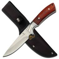 """Elk Ridge Gentleman'S Knife 9"""" Overall Pakkawood Handle (R-ER148)"""