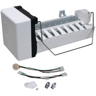 EXACT REPLACEMENT PARTS ER4317943L Ice Maker (Replacement for Whirlpool(R) 4317943L) (R-ER4317943L)