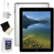 APPLE MD510LLA-ER Refurbished 16GB iPad(R) 4 with Wi-Fi (Black) (R-ERCMD510LLAER)