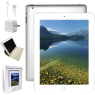 APPLE MD513LLA-ER Refurbished 16GB iPad(R) 4 with Wi-Fi (White) (R-ERCMD513LLAER)