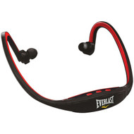 EVERLAST EV6829 Head Rock Bluetooth(R) Headphones with Microphone (Red) (R-ESICEV6829)