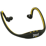 EVERLAST EV6831 Head Rock Bluetooth(R) Headphones with Microphone (Yellow) (R-ESICEV6831)