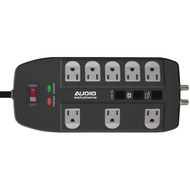 AUDIO SOLUTIONS AS-P-500 8-Outlet Power Solution 500 (R-ETHASP500)