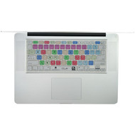 EZQUEST X22400 MacBook(R) Adobe(R) Photoshop(R) Wireless Keyboard Cover (R-EZQX22400)