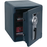 FIRST ALERT 2087F .94 Cubic-ft Waterproof 1-Hour Fire Safe with Combination Lock (R-FAT2087F)