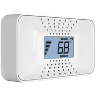 FIRST ALERT CO710 Carbon Monoxide Alarm with Temperature, Digital Display & 10-Year Sealed Battery (R-FATCO710)