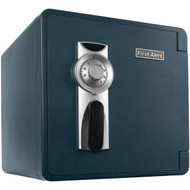 FIRST ALERT 2092F-BD 1.31 Cubic-ft Waterproof Fire Safe with Combination Lock & Ready-Seal Bolt Down (R-FATS2092FBD)