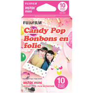 FUJIFILM 16321418 Instax(R) Mini Film Pack (Candy Pop) (R-FDC16321418)