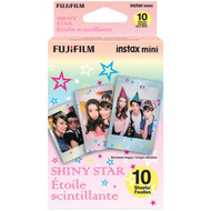 FUJIFILM 16404193 Instax(R) Mini Film Pack (Shiny Star) (R-FDC16404193)