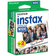 FUJIFILM 16468498 Instax(R) Wide Film Twin Pack (R-FDC16468498)