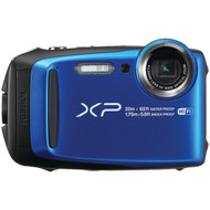 FUJIFILM 16543860 16.4-Megapixel FinePix(R) XP120 Digital Camera (Blue) (R-FDC16543860)