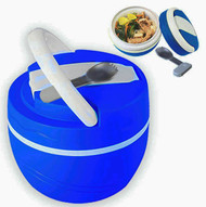 Cookinex 500Ml Lunch Box (Blue) (R-FL91B)