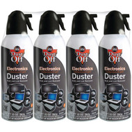 Dust Off DPSXL4 Disposable Dusters (4 pk) (R-FLCNDPSXL4)
