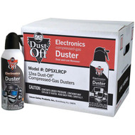 Dust Off DSPXLRCP Disposable Dusters (12 pk) (R-FLCNDSPXLRCP)