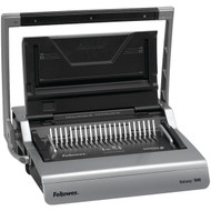 FELLOWES 5218201 Galaxy(TM) 500 Comb Binding Machine with Starter Kit (R-FLW5218201)
