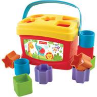 Fisher Price K7167 Brilliant Basics(TM) Baby's First Blocks (R-FRPK7167)