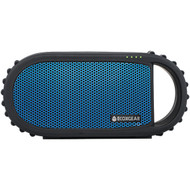 ECOXGEAR GDI-EXCBN202 ECOCARBON Bluetooth(R) Waterproof Speaker (Blue) (R-GDIGDIEXCBN202)