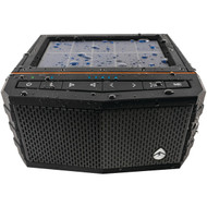 ECOXGEAR GDI-EXSJ401 SolJam Solar-Powered Waterproof Speaker (Black) (R-GDIGDIEXSJ401)
