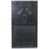 5050 Single-Surface Range Receptacle (3 wire) (R-GE10593)