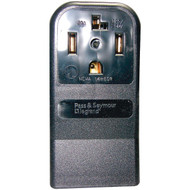 55054 Single-Surface Dryer Receptacle (4 wire) (R-GE14393)