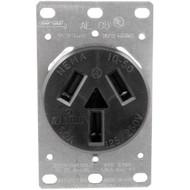 5206 Single-Flush Range Receptacle (3 wire) (R-GE41523)