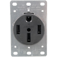 279 Single-Flush Range Receptacle (4 wire) (R-GE41813)