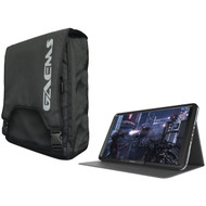 "GAEMS 859840002626 M155 15.5"" HD LED Performance Gaming Monitor Bundle with Backpack (R-GMSM155WBP)"