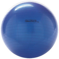 GOFIT GF-75BALL Exercise Ball with Pump (75cm; Blue) (R-GOFGF75BALL)