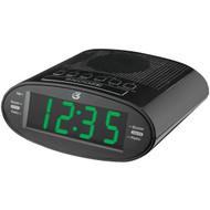 GPX C303B Time-Zone Dual-Alarm Clock Radio (R-GPXC303B)
