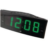 GPX C353B Dual Alarm Clock Radio (R-GPXC353B)
