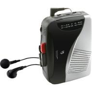 GPX CAS335B Cassette Player (R-GPXCAS335B)