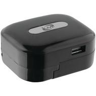 ILIVE IAC73B 1-Amp Dual-USB Wall & Car Charger (R-GPXIAC73B)
