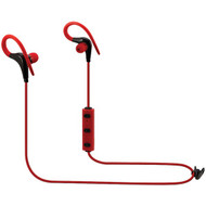 ILIVE IAEB06R Bluetooth(R) Earbuds with Microphone (Red) (R-GPXIAEB06R)