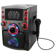 GPX IJMB587B Karaoke System with Bluetooth(R) (R-GPXIJMB587B)