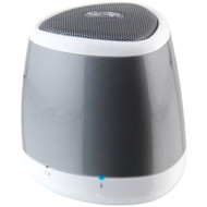 ILIVE BLUE iSB23S Portable Bluetooth(R) Speaker (Silver) (R-GPXISB23S)