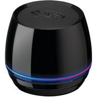 ILIVE ISB35B Bluetooth(R) Speaker with Glow Ring (Black) (R-GPXISB35B)