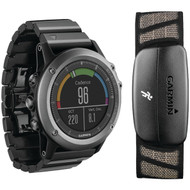 GARMIN 010-01338-20 fenix(R) 3 Sapphire Training Watch (R-GRM0133820)