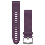 GARMIN 010-12491-15 fenix(R) 5S 20mm QuickFit(TM) Silicone Watch Band (Amethyst Purple) (R-GRM1249115)