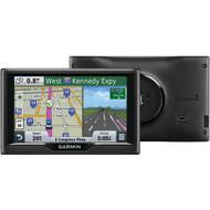"GARMIN 010-N1400-02 Refurbished nuvi(R) 57LMT 5"" GPS Navigator with Lifetime Maps, & Traffic Updates, 49 States (R-GRMN140002)"