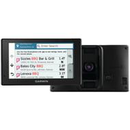 "GARMIN 010-N1541-01 Refurbished DriveAssist 50LMT 5"" GPS Navigator with Built-in Dash Cam, Bluetooth(R) & Free Lifetime Maps & Traffic Updates (R-GRMN154101)"