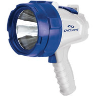 CYCLOPS CYC-580HHS-MAR 500-Lumen HH Rechargeable Marine Spotlight (R-GSM580HHSMAR)