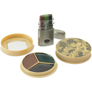 HME HME-CMOFPDS 3 Color Camo Face Paint Kit (R-GSMCMOFPDS)