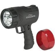 CYCLOPS CYC-9WS 300-Lumen Sirius Rechargeable Handheld Spotlight (R-GSMCYC9WS)